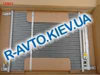 Радиатор кондиционера Aveo 08-, Лузар (LRAC 0581) с ресивером