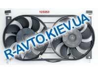 Диффузор радиатора ВАЗ 21214 в сборе