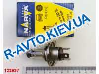 Лампа NARVA H4 12V 60/55-43 RANGE POWER +50% (48861)