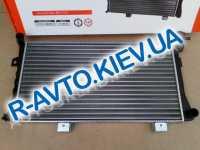 Радиатор охлаждения ВАЗ 21214 инж. алюм.,  Дорожная карта