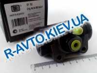 Цилиндр задний тормозной ГАЗ 24/Газель (штуц 12) Trialli (CF 702)