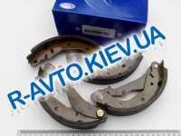 Колодки задние тормозные Aveo Frico (FC1699B)