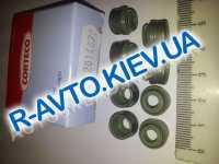 Сальники клапанов Lacetti 1.8, Corteco (12014670) к-т 8 шт.