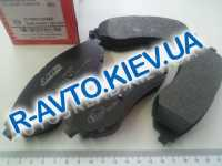 Колодки передние тормозные Aveo, ABE (C10013ABE)