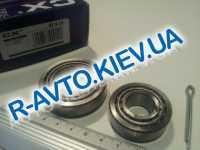 Подшипник ступицы Lanos 1.5 задний CX 010 (большой+малый+сальник+колпачок) к-т