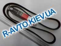 Ремень генератора ручейковый Aveo (T300) 1.6,  Gates  6PK1555