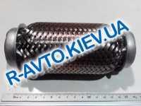 Гофра приемной трубы 45х150 мм., Lacetti,  JMJ  Польша (JMJ 45X150P)