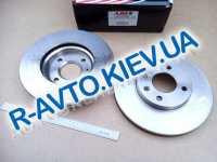 Диск тормозной Aveo T300 14 , ABE (C30025ABE) 1 шт.